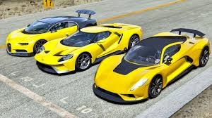For the uninitiated, much like its exterior, the venom gt's. Hennessey Venom F5 Vs Ford Gt 2020 Vs Bugatti Chiron Top Gear Track Youtube