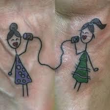Tatuaggi Amicizia Idee E Immagini Ligera Ink