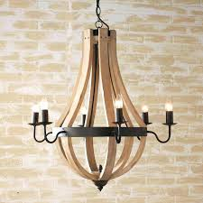 wood and iron chandelier fascinating wood and iron chandelier rustic wood iron chandelier best wine barrel wood and iron chandelier