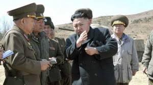"""زعيم كوريا الشمالية يحذر امريكا: """" أمريكا بأكملها تقع داخل مجال صواريخنا ."""