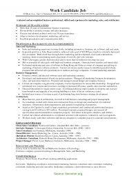 Best Marketing Coordinator Resume Objective Marketing Resume Sample