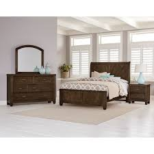 Vaughan Bassett Rustic Cottage Queen Bedroom Group - Item Number: 640 Q  Bedroom Group 3