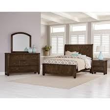 Vaughan Bassett Rustic Cottage Queen Bedroom Group - Item Number: 640 Q  Bedroom Group 3