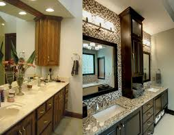 master bathroom remodels before and after. Exellent Remodels Beforeafter Master Bathroom Remodel In Powell Ohio By The Cleary Company In Master Bathroom Remodels Before And After T
