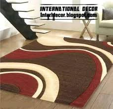red and brown rugs cream rug designs rugs inspiring furniture red and brown rug vibrant red