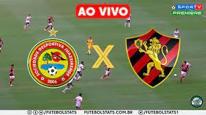 Saiba como e onde assistir Juazeirense x Sport Futebol AO VIVO – Copa do  Brasil 2021 - Esporte Stats
