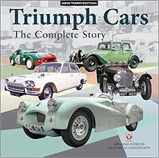 Word Cars Triumph Cars The Whole Story The Last Word Coming In September