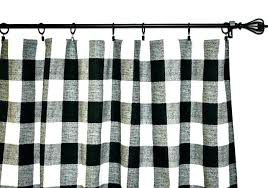 buffalo check curtain panels black and white buffalo check curtains tan and white buffalo check curtains