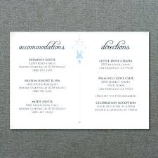 Hotel Accommodations Cards Wedding Hotel Accommodation Card Template Scroll Wedding Reception