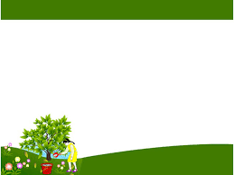 tree in powerpoint cartoon character flower and tree powerpoint background download