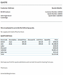 Quote Spreadsheet Template Invoicing Software Example Invoice Example Quote Example