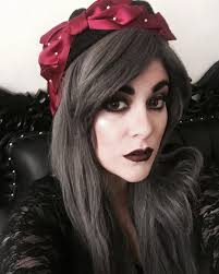morgana graves abigailvondoll on insram happy first day of fall i haven t been feeling well to get ready and do my makeup so here s