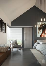 decorating ideas for bedroom with sloped ceilings luxury annabelle tugby architects bedroom in a pitched roof