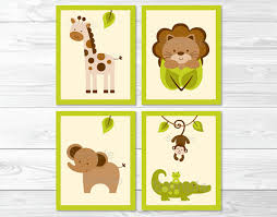 il 570xn on baby safari nursery wall art with jungle animal nursery wall art jungle animal wall art jungle