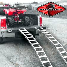 Lawn Mower Ramps For Truck Tailgate Ramps Loading Ramps Lawn Mower ...