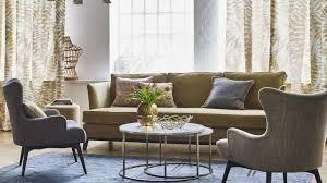 fresh living room curtain design ideas