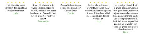 Donald Duck Weekblad Donald Duck