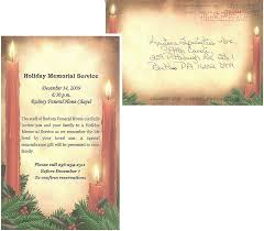 Memorial Service Invitation Wording