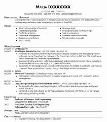 ... Civil Engineer Resume 3 Civil Engineer Resume ...