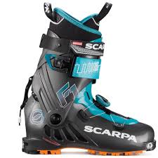 Super Light Ski Boots Scarpa F1 Alpine Touring Ski Boots 2019 Evo