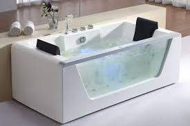 Jetted freestanding tubs Rectangular Freestanding Bathtub With Jets Cost To Build Eago Am196 Left Drain Rectangular Corner Whirlpool Tub Layout Viksistemicom Freestanding Bathtub With Jets Cost To Build Eago Am196 Left Drain