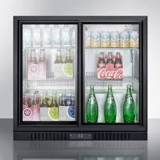 Summit - SCR700CSS - Commercial back bar beverage center for ...