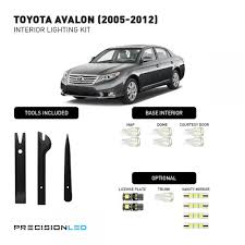 Toyota Avalon Premium LED Interior Lighting Package 2012, 2011 ...