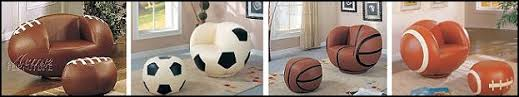 Get Into The Zone With Our New Football Sport Kids Chair! It?s The