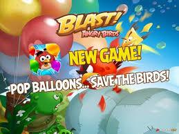 Angry Birds Blast, el nuevo juego de Rovio que llegará el 22 de diciembre
