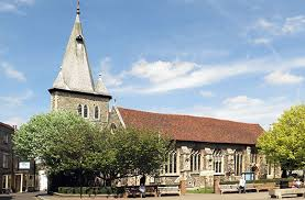 Image result for Church of All saints maldon