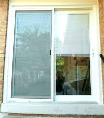 pella sliding glass door with blinds exotic sliding doors with blinds between glass patio doors with