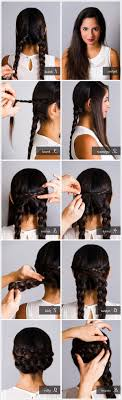 easy hairstyles for um straight hair 15 easy no heat hairstyles for dirty hair long or