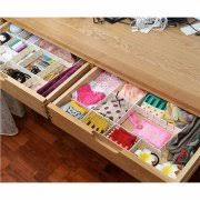 office drawer dividers. 3018126 pcs diy custom grid plastic drawer divider household necessities office dividers