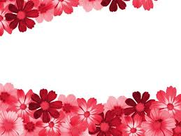 7 images of flower borders clip art free printable free