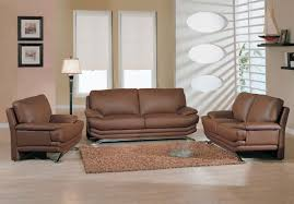 Modern Living Room Set Leather Living Room Furniture Sets As Modern Furniture