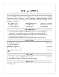 Customer Service Resume Resume Pinterest Customer Service