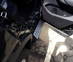 <b>Подножки боковые</b> оригинальные на <b>BMW</b> X3 F25 2010+ S-LINE ...