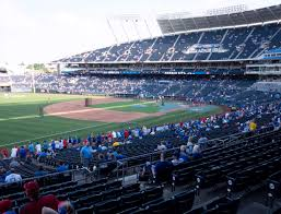 Kauffman Stadium Section 213 Seat Views Seatgeek