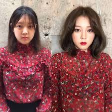 you ll be shocked by these before and after korean makeup shots