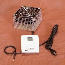 Cabinet Incubator Kit Using The Incukit