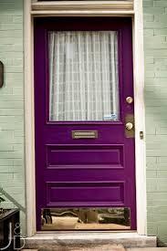 Wood Color Paint Best 25 Colored Front Doors Ideas On Pinterest Front Door Paint