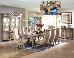 Contemporary Formal Dining Room Sets - Formal dining room sets for 10