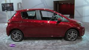 2018 Toyota Yaris Review: First Impressions - YouTube