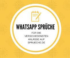 Whatsapp Status Sprüche Liste Aller Whats App Sprüche
