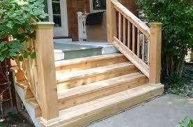 mobile home steps diy guide on