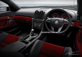Holden Commodore VE2 SS V-Series and Interior Revealed - Photos (1 ...