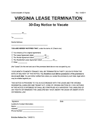 free virginia eviction notice forms