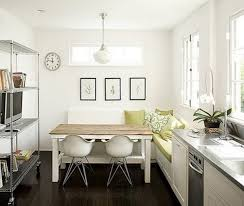 Small Kitchen With Dining Table Small Kitchen Dining Room Design Bettrpiccom