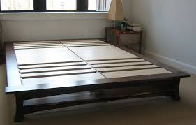 platform bed without headboard. Brilliant Platform King Size Platform Bed Without Headboard For W