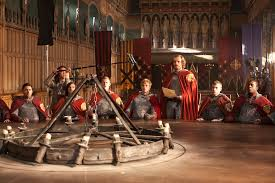 knights of the round table merlin cozy inspiration finale rupert young talks camelot knighthood and more